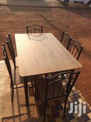 Wooden Table With 6 Chairs. | Furniture for sale in Greater Accra, East Legon