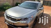 Honda Accord 2017 Gold | Cars for sale in Greater Accra, Dansoman