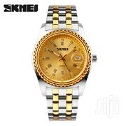 SKMEI Women Classic Quartz Watch Gold | Watches for sale in Greater Accra, Achimota