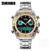 SKMEI Fashion Sports Men Waterproof Chronograph Luxury Electronic | Watches for sale in Greater Accra, Achimota