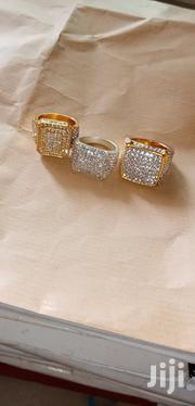 Men's Iced Out Diamond Ring   Jewelry for sale in Greater Accra, Accra Metropolitan