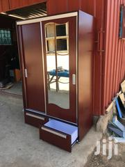 Brown Sliding Door Wardrobe | Furniture for sale in Greater Accra, Odorkor