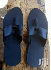 Quality Ghanaian Made Men's Black Slippers. | Shoes for sale in Brong Ahafo, Dormaa Municipal
